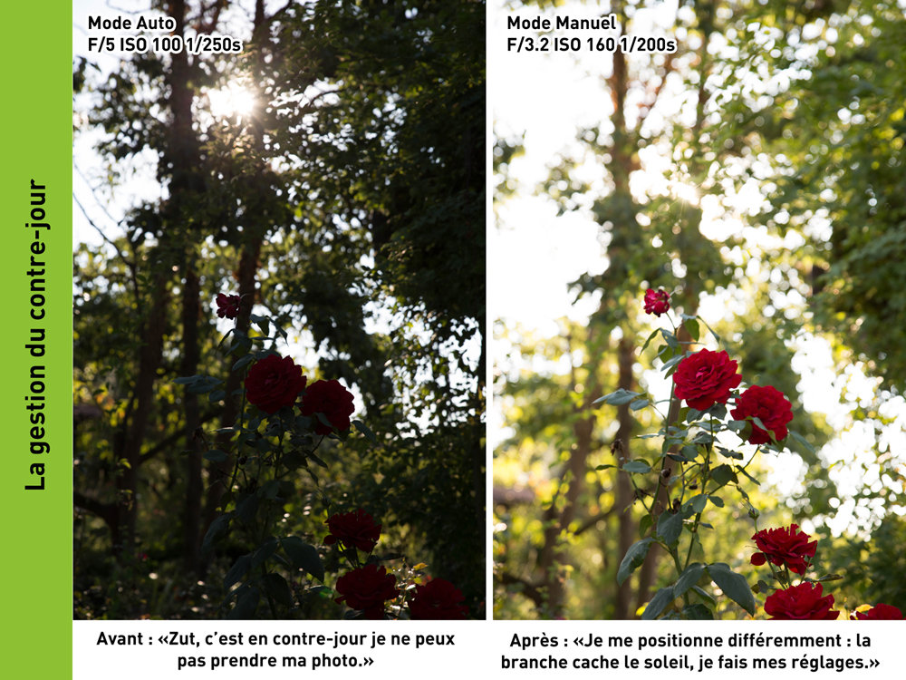 cours photographie formation