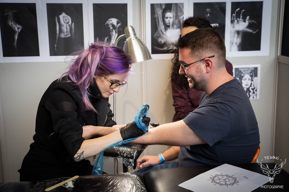 salon tatouage nantes tattoo convention